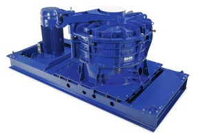 """<div class=""""bildtext"""">1 The new rotor impact mill of type RPMF</div>"""
