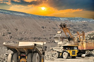"""<div class=""""bildtext"""">Parker Conflow's dust suppression and filtration products is suitable for operating in harsh, dusty quarry environments</div>"""