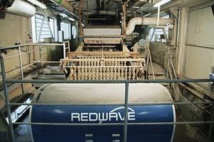 1 REDWAVE Sortiermaschine ● REDWAVE sorting machine