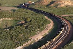 """<span class=""""bildunterschrift_hervorgehoben"""">9</span>Kohlezug aus der North Antelope Rochelle Mine von Peabody Energy (Peabody)<br />"""
