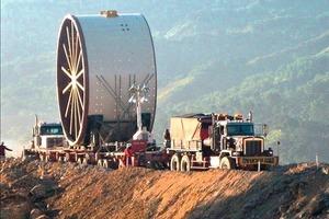 """<span class=""""bildunterschrift_hervorgehoben"""">8</span>Kugelmühlen-Komponente für die Pueblo Viejo Mine • Ball mill components for Pueblo Viejo Mine<br />"""