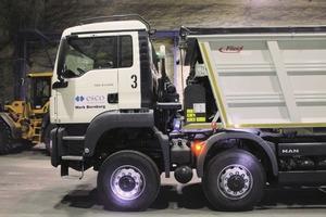 8 Truck mit der CoRRect air-Schutzbelüftung von Hauser