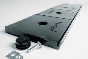 Sandvik WT7000 rubber wear plates<br />