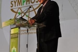 1 Mostafa Terrab, CEO OCP, opens the congress<br />