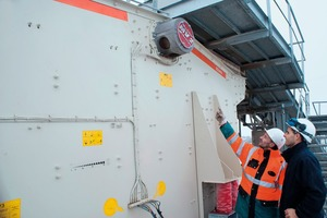 """<div class=""""bildtext"""">Metso PREMIER ES<sup>(TM)</sup> series screens are fully configurable, designed to incorporate any type of screening media for maximum operational flexibility while achieving safe and simple maintenance</div>"""