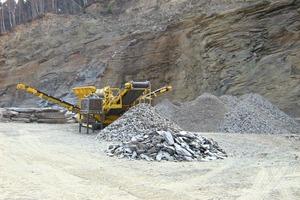 Der Steinbruch/The quarry Bertrand CH. in Bra sur Lienne
