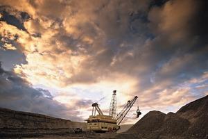 """<div class=""""bildtext"""">17 Kohlemine von von Glencore Xstrata • Glencore Xstrata coal mine</div>"""