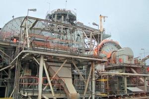"<span class=""bildunterschrift_hervorgehoben"">18</span>Kupfermine Kansanshi in Zambia • Kansanshi copper mine in Zambia"