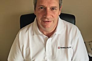 2 John Hunter, Terex Trucks' regional customer support manager<br />
