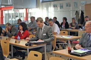 Teilnehmer aus Industrie, Wissenschaft und Forschung • Participants from industry, science and research