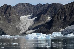 Küste von Grönland