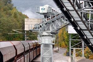 "<span class=""bildunterschrift_hervorgehoben"">23</span>Bahnverladeanlage in Tirol (FAF Fördertechnik)<br />"