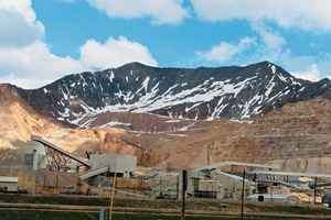 19 Climax Minenbetrieb # Production operations at Climax Mine<br />