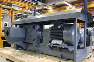 4 Industriegetriebe in Blockgehäuse • Industrial gear unit in the Unicase housing