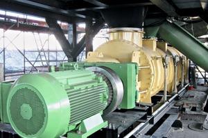 1 Einwelliger Promix Durchlaufmischer • Single-shaft Promix continuous mixer<br />