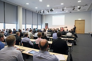 3 Insgesamt 80&nbsp;Kongressteilnehmer aus Nord- und Südamerika, Australien und Europa trafen sich auf dem 3. IND EX<sup>®</sup> Safety Congress (ISC) on Industrial Explosion Protection • A total of 80&nbsp;participants from North and South America, Australia and Europe met at the 3<sup>rd</sup> IND EX<sup>®</sup> Safety Congress (ISC) on industrial explosion protection