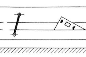 """<span class=""""bildunterschrift_hervorgehoben"""">7</span>Schema einer Resonanzfreischwingsiebmaschine<br />"""