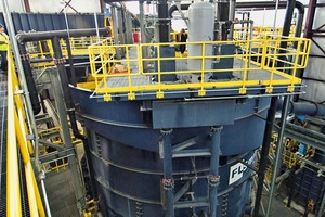 """<div class=""""bildtext"""">1 The first 600 Series SuperCell™ flotation machine is installed at KGHM's Robinson copper-molybdenum mine in Ely, Nevada/USA</div>"""