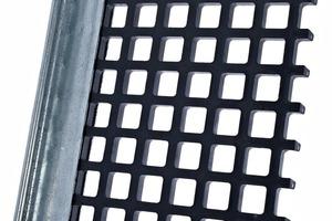 1 TY-WIRE Hybrid Siebböden für die Absiebung von Schüttgütern, insbesondere bei der Aufbereitung von abrasiven Materialien • TY-WIRE Hybrid sceens for screening loose, bulk materials, and especially when handling abrasives products