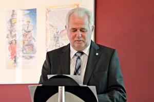 2 Minister Jürgen Reinholz<br />