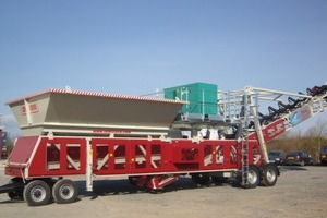 Wheeled mobile unit