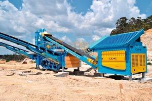 1 Mehrwert mit der Sandwaschanlage # Adding value through sand washing<br />