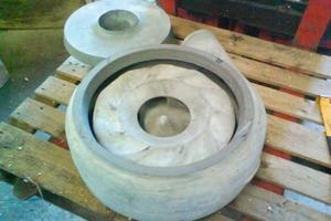 Stone cast<br />