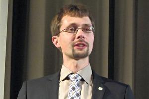 """<div class=""""bildtext"""">Dr.-Ing. Thomas Mütze, Institut fürMechanische Verfahrenstechnik undAufbereitungstechnik, TUBergakademie Freiberg</div>"""
