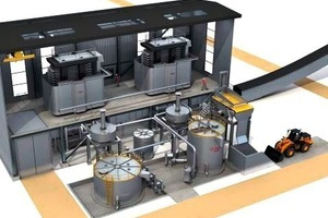 Outotec Larox Filtration Plant<br />