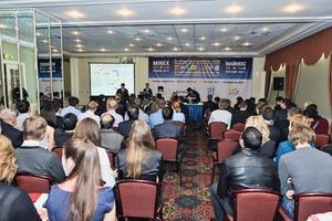 Teilnehmer der MINEX Russia 2012 • Participants at MINEX Russia 2012