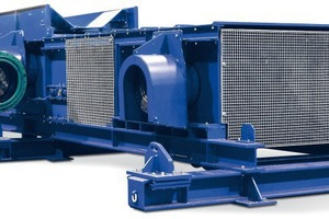 "<div class=""bildtext"">1 The Voith TurboBelt TT Linear Booster Drive allowed RAG to replace a steel cord belt with a cost-saving textile belt</div>"
