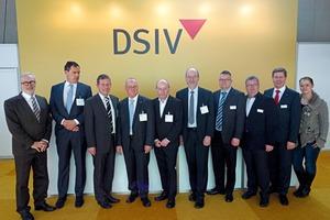 """<div class=""""bildtext"""">Mitglieder des DSIV auf der Messe Solids vom 11.-12.03.2015 in Antwerpen • DSIV-members at the Solids Fair in Antwerp from 11.-12.03.2015</div>"""
