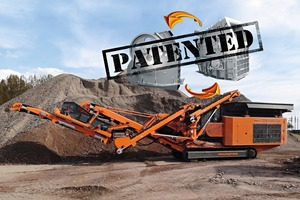 2 The patented Duplex System enables the change of the single crushing units