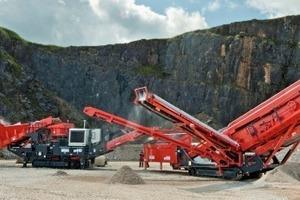3 Live Demonstrationen von Sandvik Ausrüstungen # Sandvik live machinery demonstrations