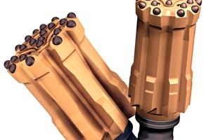 3 Sandvik GT60&nbsp;Bohrkronen # Sandvik GT60&nbsp;drill bits<br />