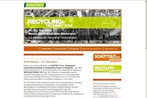 """Blick auf die Website <a href=""""http://<a href=""""http%22%20target=%22_blank%22%3E//www.at-online.info/de/specials:www.at-online.info/de/specials%3C/a%3E"""" target=""""_blank""""><a href=""""http://www.at-online.info/de/specials"""" target=""""_blank"""">www.at-online.info/de/specials</a></a> - RECYCLING-TECHNIK 2014 • View of the website <a href=""""http://<a href=""""http%22%20target=%22_blank%22%3E//www.at-online.info/de/specials:www.at-online.info/de/specials%3C/a%3E"""" target=""""_blank""""><a href=""""http://www.at-online.info/de/specials"""" target=""""_blank"""">www.at-online.info/de/specials</a></a> - RECYCLING-TECHNIK 2014"""