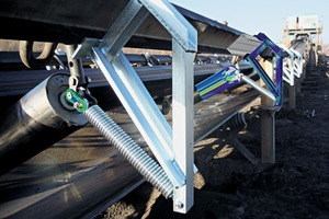 Wälzlager und Tragrollen der Artur Küpper GmbH &amp; Co. KG • Roller bearings and idlers from Artur Küpper GmbH &amp; Co. KG<br />