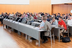 The topics of the Raw Material Day in Brandenburg were very relevant for the numerous participants as regards the practice