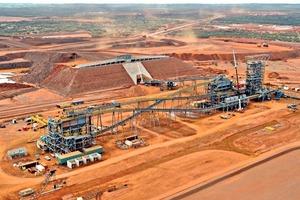 15 Christmas Creek 2 Eisenerztrockenaufbereitung • Christmas Creek 2 dry iron ore beneficiation