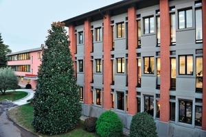 Stammsitz von Rulmeca in Bergamo # Rulmeca headquarters office in Bergamo