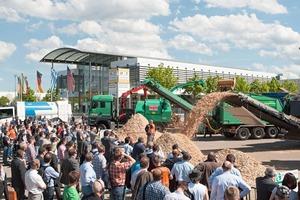 Aufbereitung von Biomasse • Processing of biomass<br />