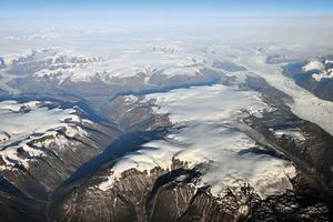 2 Lokale Gletscher am Rande des Eisschildes<br />