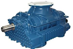2 Drehkolbenverdichter Delta Hybrid, Baugröße D152S • Delta Hybrid rotary lobe compressor, size D152S