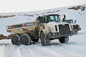 1 TA300 in snow<br />
