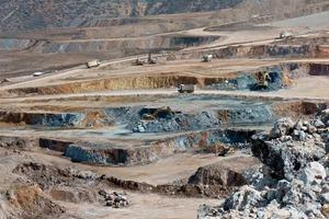 21 Çöpler Haufenlaugungsprojekt in der Türkei # Çöpler heap-leach project in Turkey<br />