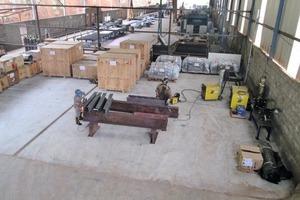 """<div class=""""bildtext"""">Lagergebäude von AUMUND Brazil • AUMUND Brazil Warehouse</div>"""