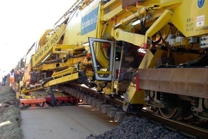 "RPM-RS-900 track-laying machine: ""Catherine the Great""<br />"
