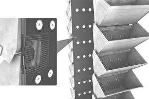 """<div class=""""bildtext"""">3 Das AUMUND Gurtdesign für zuverlässige Bechermontage • The AUMUND belt design for reliable bucket attachment</div>"""