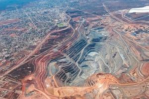 Boddington Mine beneficiation plant (Newmont)<br />