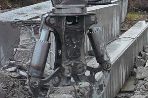 Demolition clamp<br />
